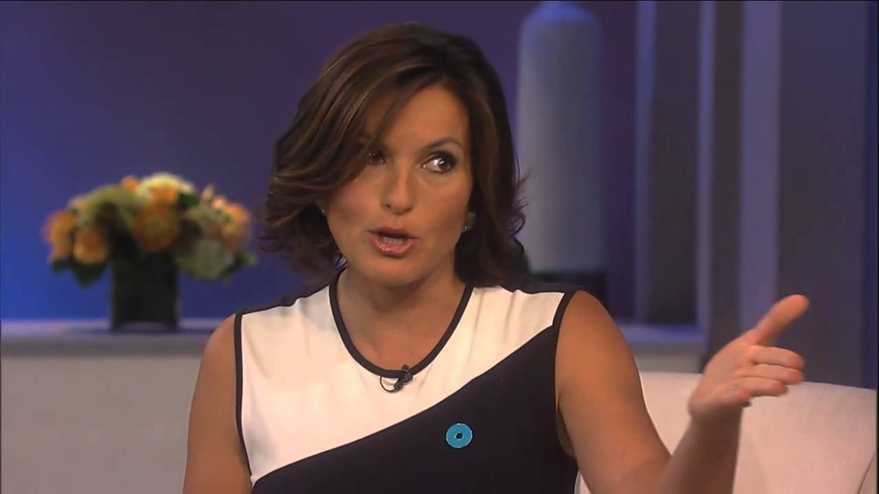 Mariska Hargitay Answers Fan Questions About Svu Being Benson