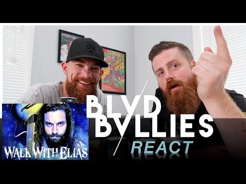WWE ELIAS 'WALK WITH ELIAS' EP REACTION! || BLVD BULLIES