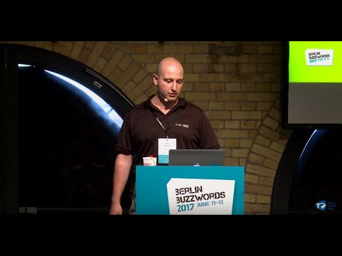 #bbuzz 17: Igor Mazor - Design Patterns for Calculating User Profiles in Real Time on YouTube