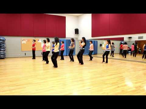 Dame Mas - Line Dance (Dance & Teach in English & 中文)