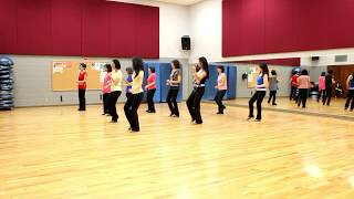 Dame Mas - Line Dance (Dance &amp Teach in English &amp )