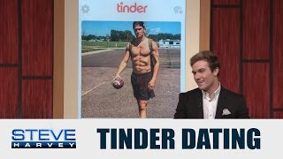 People.com shares Tinder's Sexiest Men! || STEVE HARVEY