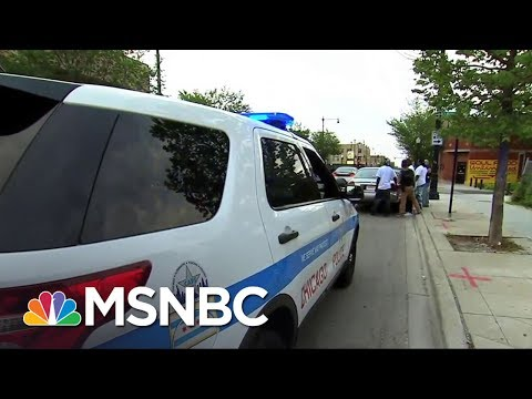 Trying To Grasp Chicago's Trajectory Of Gun Violence | All In | MSNBC
