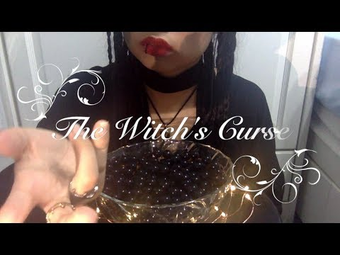 [ASMR] The Witch's Curse Pt1 (Mouthsounds)