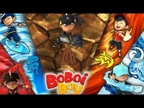 BoboiBoy Season 02 Episode 03 - BoboiBoy vs Fang! Hindi Dubbed HD 720p