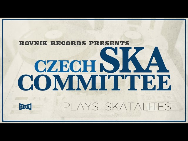 Czech Ska Committee - Skalifornia (The Skatalites)