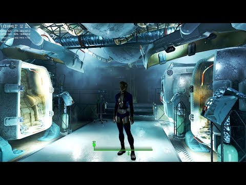 Fallout 4 Stream 8/10/2017 Starting Over