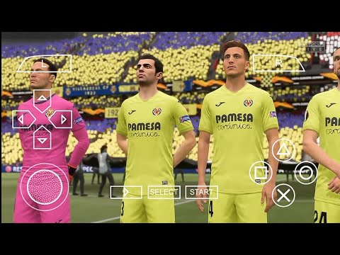 Download FIFA 21 PPSSPP Original PS5 Best Graphics New Kits 21/22