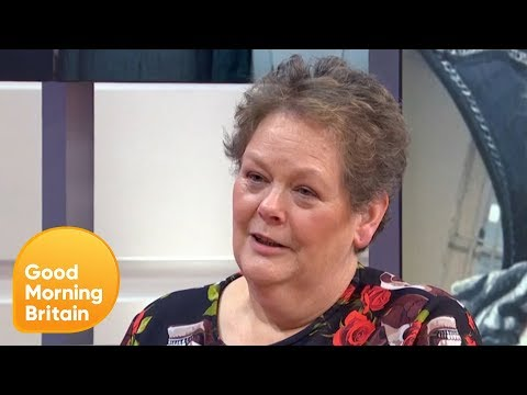 Anne Hegerty Explains Why She Was Ruled Out of Some Bushtucker Trials   Good Morning Britain