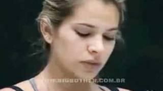 Adriana atende Big Fone e indica Diana para o Paredo   BBB 11 11.02.2011