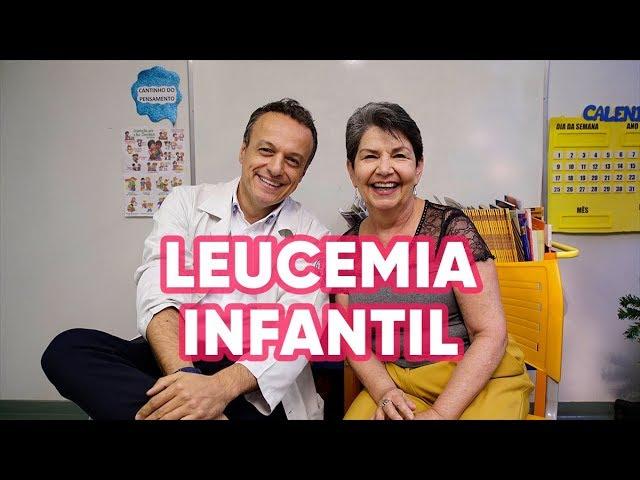 Leucemia infantil: o que é, como acontece e qual a incidência