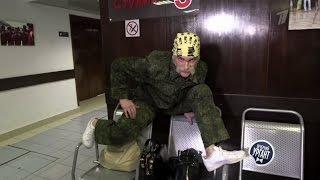 Вечерний Ургант. Уроки самообороны от Бориса Тигра (10.03.2015)