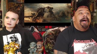 Godzilla Vs. Kong Trailer Reaction