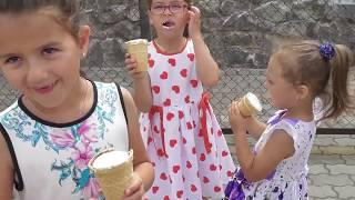 День - 6 / В Зоопарке. Наши дети боятся животных )))))10.07.2019
