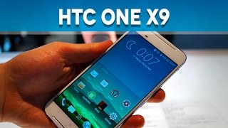 HTC One X9, prise en main (MWC16) - Test Mobile