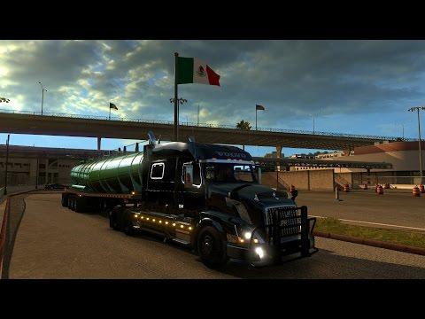 Volvo VNL 730 | 40 Tons | De Tucson, Arizona a Cananea, Sonora, México