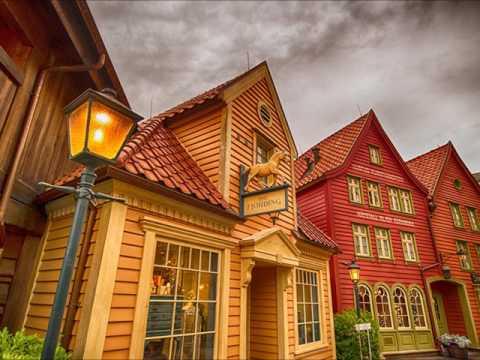 EPCOT - Norway Pavilion Area Music