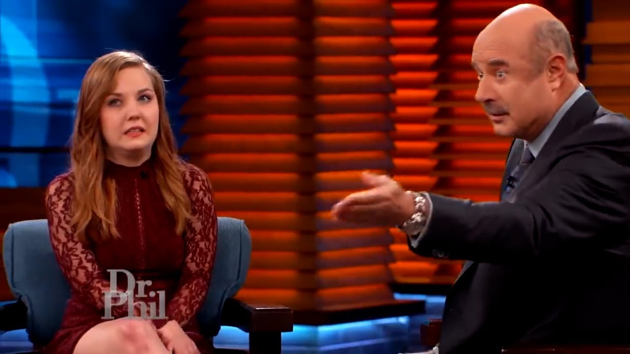 Why Dr  Phil Abruptly Ends Interview And Asks Guest To Leave Stage