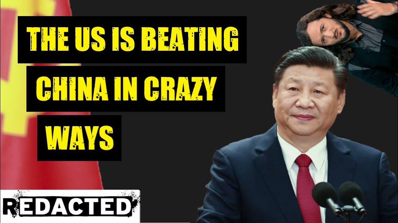 The US Is Beating China In Crazy Ways