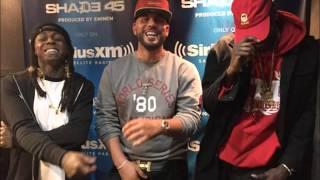 Lil Wayne and 2 Chainz Interview Part Two w/ DJ Drama