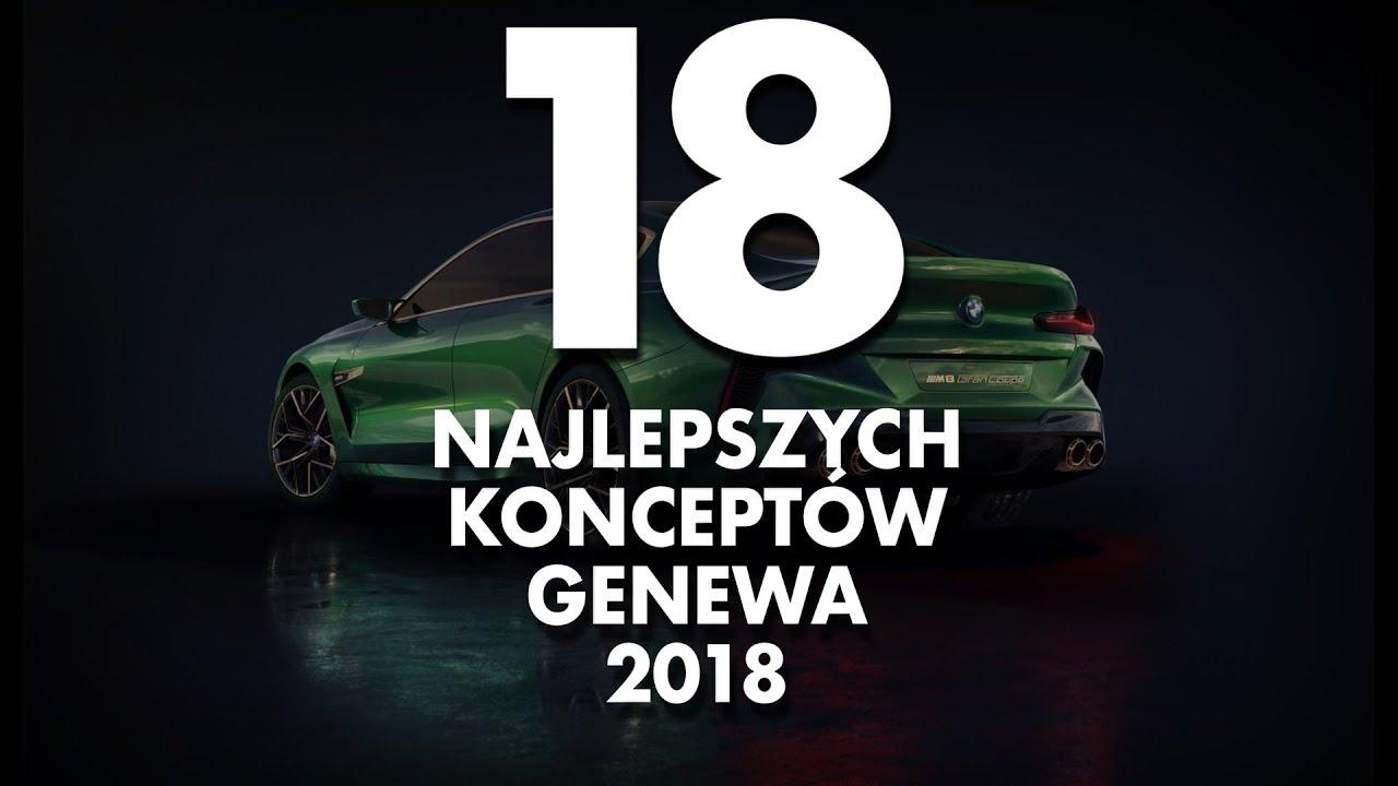 18 najlepszych konceptów na targach w Genewie – #119 TOP10