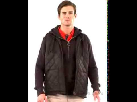 Men S Barbour Bosun Quilted Gilet Youtube