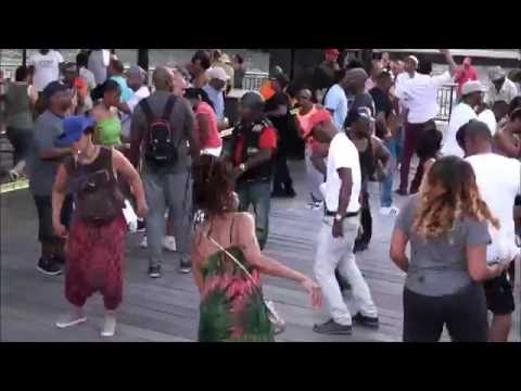 2nd Annual Day on the Pier with DJ T Wise at Exchange Place 2016