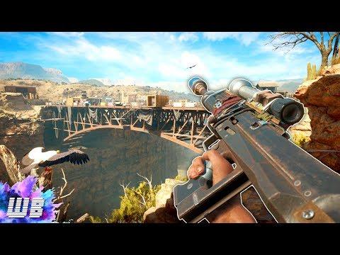 Far Cry New Dawn - DESERT EXTRACTION JOB thumbnail