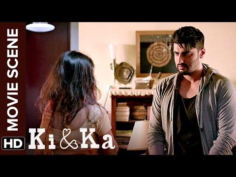 Arjun pokes fun on his maid | Ki & Ka | Movie Scene