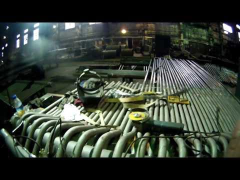 Работа на заводе Х.К.М.З.