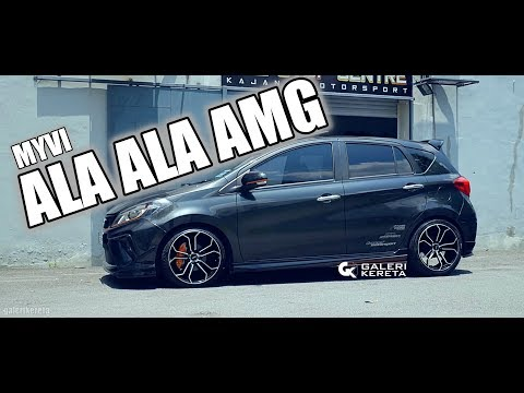 MYVI ALA ALA AMG - REVIEW BY CARROOF MOTORSPORT