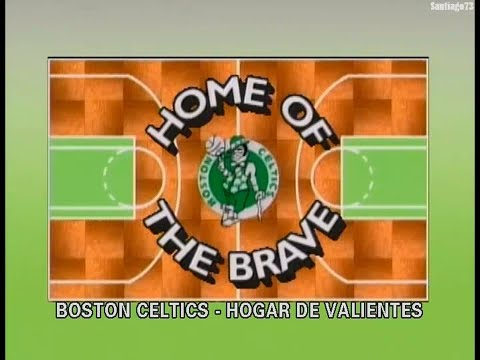Boston Celtics - Home of the Brave - 1986-87 NBA Season
