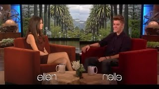 Hi ! this is a compilation of justin bieber and selena gomez on ellen show with fall bieber. i hope you guys like it :d do not own anything. all ...