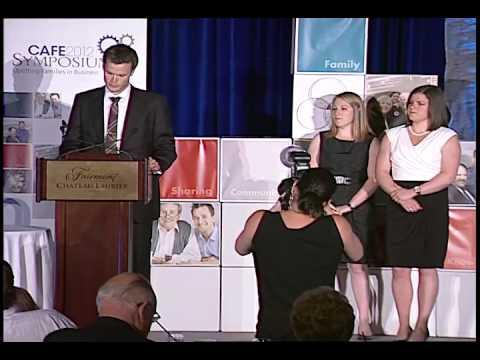 CAFE 2012 FEYA Award Gala - Part 2