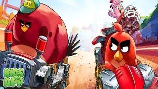 Angry Birds Go! (Rovio Entertainment) - Racing Game Cartoon for Kids - HD Gameplay