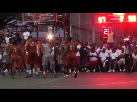 June 24, 2015 Dyckman Basketball Tournament(25th Anniversary)(Feat.Tim Har. Jr. & Isaiah Washington)