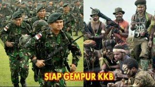 MALAM INI - SIAP GMPUUR KKB !! TNI SIAP PRR44NG !! - BERITA HARI INI