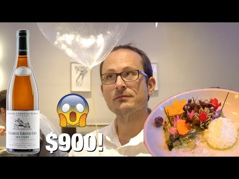 $900 Meal At Alinea, Chicago (Chefs Menu + Wine Pairing)