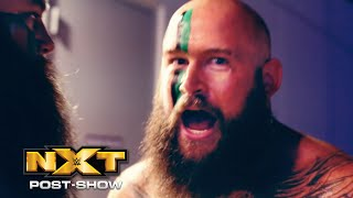 Ricochet, War Raiders & Pete Dunne are ready for war: NXT Post-Show, Oct. 31, 2018
