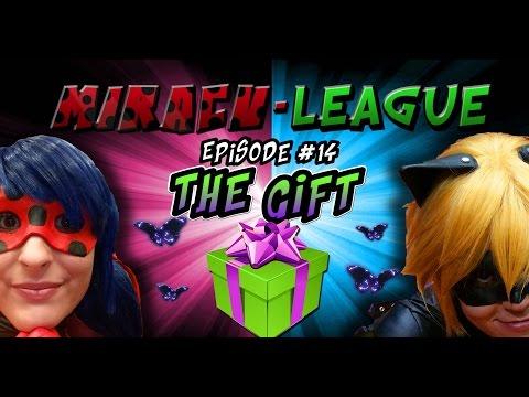 Miracu-League: Miraculous Ladybug and Cat Noir - Episode 14: The Gift