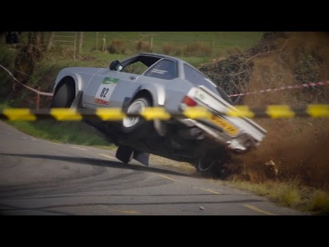 Pushing It On 2016 Best Of Irish Rallying (Flyin Finn Motorsport)