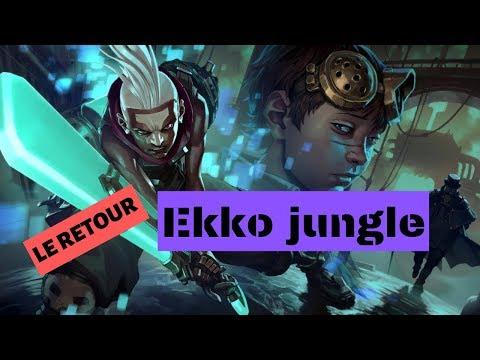 EKKO JUNGLE - Comment gagner de l'ELO facilement ?