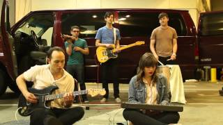 "EXCLUSIVE VIDEO: ""Savoir Adore"" Play AMBY A Song"