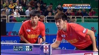 2016 China Super League: Yan An/Lin Gaoyuan VS Xu Ruifeng/Yan Sheng [Full Match/Chinese|HD]