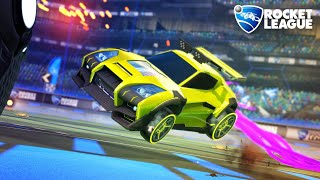 Trying the most overpowered cars in Rocket League
