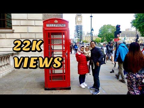 Tips liburan murah di LONDON | UK | part 1 | TRAVEL VLOG