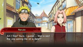 Naruto Shippuden Ultimate Ninja Impact Walkthrough Part 1 Sakura Boss Battle (60 FPS)