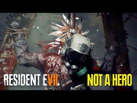 RESIDENT EVIL 7: NOT A HERO - #2: Armadilhas do Lucas Baker