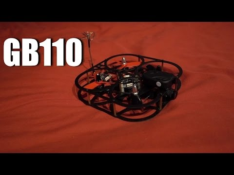 GB110 BNF FPV Brushless Micro