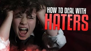 How To Deal With Haters: Compassion Wins Over Angry Troll (CoD WW2 Gameplay)